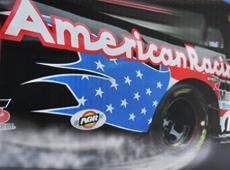 NASCAR Diecast Collector Box