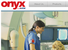 Onyx Medical Website