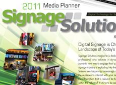 Signage Solutions Media Kit